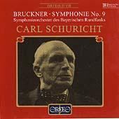 Bruckner: Symphony No.9; Berg: Violin Concerto; Schubert: Rosamunde Overture D.644
