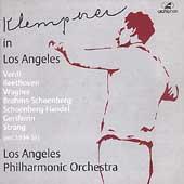 Klemperer in Los Angeles 1934-38 / Klemperer, Los Angeles PO
