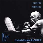 Chopin, Scriabin / Sviatoslav Richter
