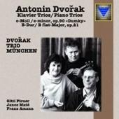 ドヴォルザーク: ピアノ三重奏曲集