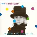 10 magic years~THE BEST OF ACT WORLD JAZZ 1992~2002
