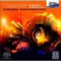 チャイコフスキー:交響曲第5番 OP.64/「くるみ割り人形」組曲 OP.71A :小林研一郎指揮/アーネム・フィルハーモニー管弦楽団