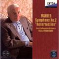 マーラー:交響曲第2番 「復活」 (1993) :ヴァ-ツラフ・ノイマン指揮/チェコ・フィルハーモニー管弦楽団/リヴィア・アゴヴァ(S)/他