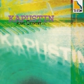 カプースチン: ピアノ五重奏曲