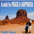 A wish for PEACE & HAPPINESS