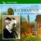 RACHMANINOV PLAYS & CONDUCTS VOL.3:LISZT/KREISLER/DEBUSSY/ETC