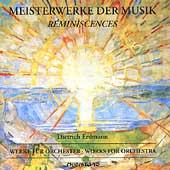 Reminiscences - Dietrich Erdmann / Erdmann, Ungar, et al