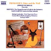 Britten: Peter & The Wolf/Young Person's Guide
