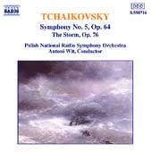 Tchaikovsky: Symphony No 5. The Storm