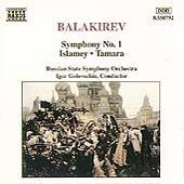 Balakirev: Orchestral Works