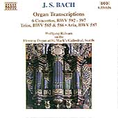Bach: Organ Transcriptions