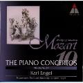 モーツァルト:ピアノ協奏曲全集10