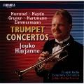 古典と現代のトランペット協奏曲集