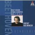 ベートーヴェン:ピアノ・ソナタ全集1~第3・4・6・9番