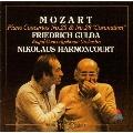 モーツァルト:ピアノ協奏曲第26番・第23番