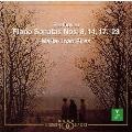 ベートーヴェン:ピアノソナタ「悲愴」・「月光」・「テンペスト」・「熱情」