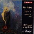デュティユー:交響曲第1番/第2番「ル ドゥブル」@トルトゥリエ/BBCpo.