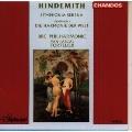 ヒンデミット: シンフォニア・セレーナ、 交響曲 世界の調和