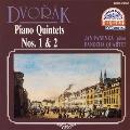 ドヴォルザーク:ピアノ五重奏曲第1番イ長