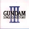 GUNDAM SINGLES HISTORY 3