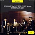 モーツァルト:弦楽五重奏曲第4番ト短調