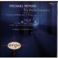 マイケル・ナイマン:ザ・ピアノ・コンチェルト(映画「ピアノ・レッスン」のテーマ)他