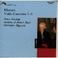モーツァルト:ヴァイオリン協奏曲第3番ト長調