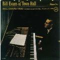 ビル・エヴァンス・アット・タウン・ホール+3<初回生産限定盤>