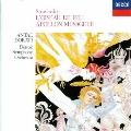 ストラヴィンスキー:バレエ≪火の鳥≫(1910年版:全曲) バレエ≪ミューズの神を率いるアポロ≫
