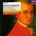 モ-ツァルト:クラリネット協奏曲 オーボエ協奏曲/ファゴット協奏曲
