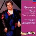ラフマニノフ:ピアノ協奏曲第3番/フランク:交響的変奏曲<限定盤>