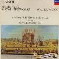 ヘンデル:水上の音楽/王宮の花火の音楽<限定盤>
