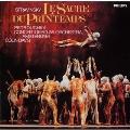 ストラヴィンスキ-:バレエ音楽≪春の祭典≫≪ペトルーシュカ≫(1947年版)