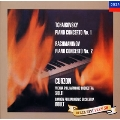 チャイコフスキー:ピアノ協奏曲第1番/ラフマニノフ:ピアノ協奏曲第2番<限定盤>