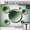 フォーク&ニューミュージック・ヒストリーVol.2 東芝EMI篇《20世紀BEST》
