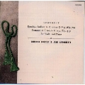 シューベルト:華麗なロンド/ヴァイオリンとピアノのための幻想曲@マルツィ(vn)アントニエッティ(p)