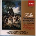 ファリャ:バレエ音楽「三角帽子」/交響的印象「スペインの庭の夜」@フリューベック デ ブルゴス/フィルハーモニアo. 他