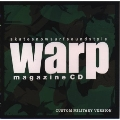 Warp Magazine CD~CUSTOM MILITARY VERSION