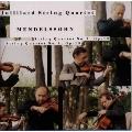 メンデルスゾーン:弦楽四重奏曲第1番&第2番