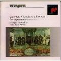 ポルトガルの歌-16~17世紀のポリフォニー秘曲集@ウエルガスEns.