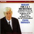 モーツァルト:交響曲第40番,第41番