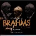 ブラームス:交響曲集