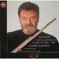 モ-ツァルト:フル-ト協奏曲第1&2番、フル-トとハ-プのための協奏曲