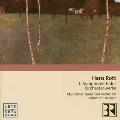 ハンス・ロット:交響曲第1番 管弦楽のための前奏曲|「ジュリアス・シーザー」への前奏曲
