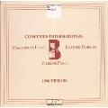96年「ロン=ティボー国際音楽コンクール ヴァイオリン部門」ファイナル リサイタル ライヴ レコーディング