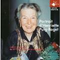 アンリエット・ピュイグ=ロジェの肖像