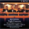 ベートーヴェン:三重協奏曲&ピアノ三重奏曲