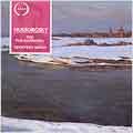 Mussorgsky / Geoffrey Simon, The Philharmonia