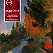Saint-Saens Vol 1 / Geoffrey Simon, London Philharmonic