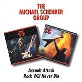 Assault Attack/Rock Will Never Die